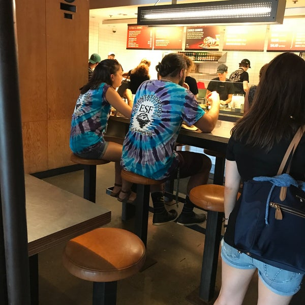 Photo taken at Chipotle Mexican Grill by Doug A. on 8/22/2017
