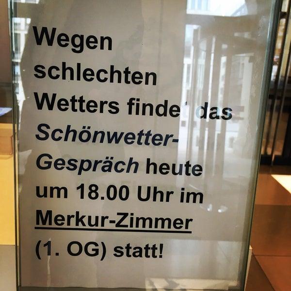 Photo taken at Hamburg Chamber of Commerce by Torralf K. on 6/12/2017