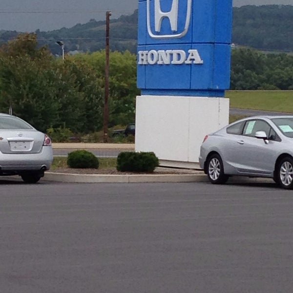 Beautiful Photo Taken At Fairfield Honda By Cathy On 9/21/2013