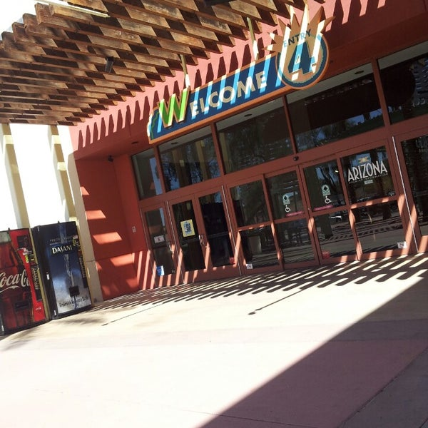 Photo taken at Arizona Mills by Giorgi E. on 3/13/2013