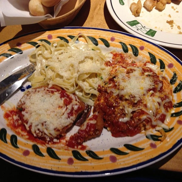 Olive Garden Italian Restaurant In Lakeside Village
