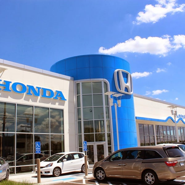 Legends honda auto dealership in village west for Kansas city honda dealers