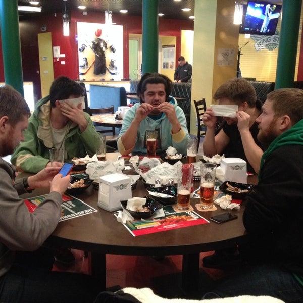Снимок сделан в Buffalo's пользователем Svetlana Z. 11/30/2013