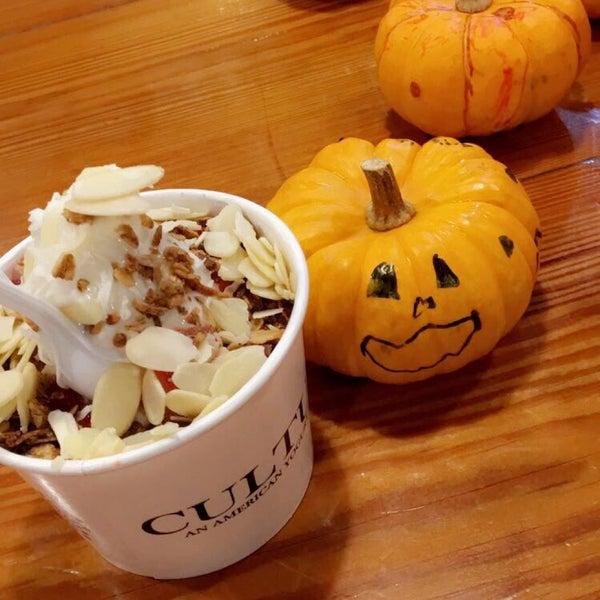 Photo taken at Culture: An American Yogurt Company by Susan K. on 10/21/2017
