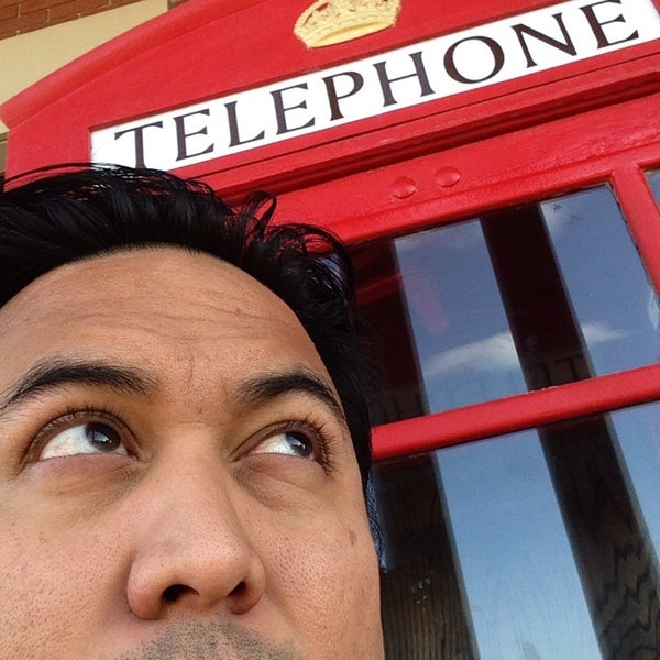 Photo taken at The Lion & Rose British Restaurant & Pub by Eric on 9/25/2014