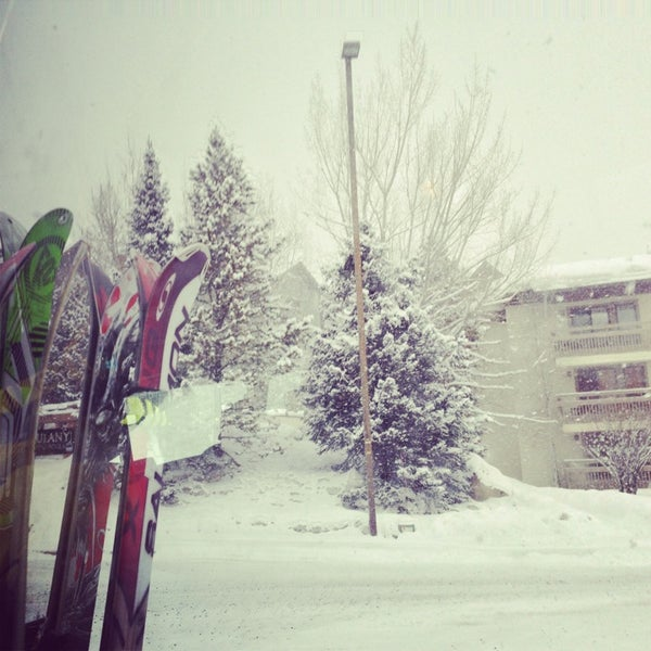 Photo taken at Steamboat Resort by David on 2/18/2013