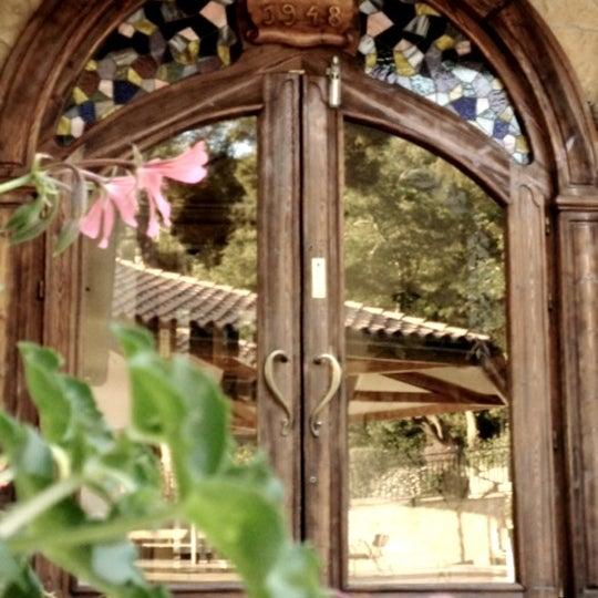 Foto tomada en Can Piqué por Sandra M. el 10/5/2012