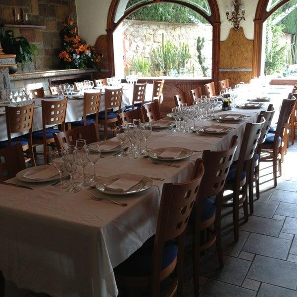 Foto tomada en Can Piqué por Sandra M. el 12/21/2012