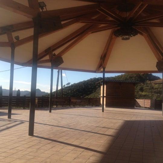 Foto tomada en Can Piqué por Sandra M. el 12/16/2012