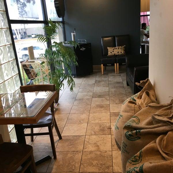 Photo taken at Javatinis Espresso Bar by Nate on 8/5/2016