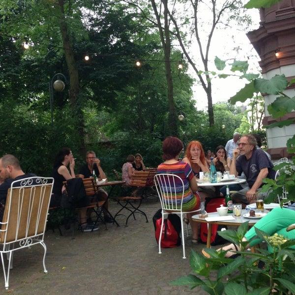 Das Foto wurde bei Café Maingold von Hans-Jürgen am 6/20/2013 aufgenommen