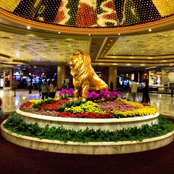 Photo taken at MGM Grand Hotel & Casino by Barkie on 6/6/2013