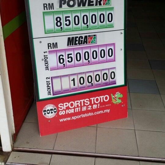 Photos at Sports Toto - Jalan SS 2/6