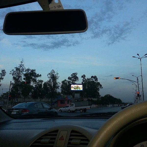 Islamabad Roads: Islamabad Highway