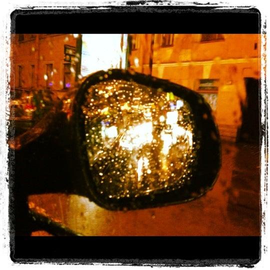 Снимок сделан в Ужасы Петербурга пользователем Kirill 11/5/2012