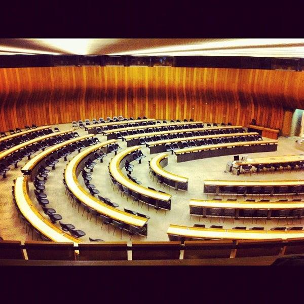Foto tomada en Palais des Nations por Jordan J. el 11/5/2012