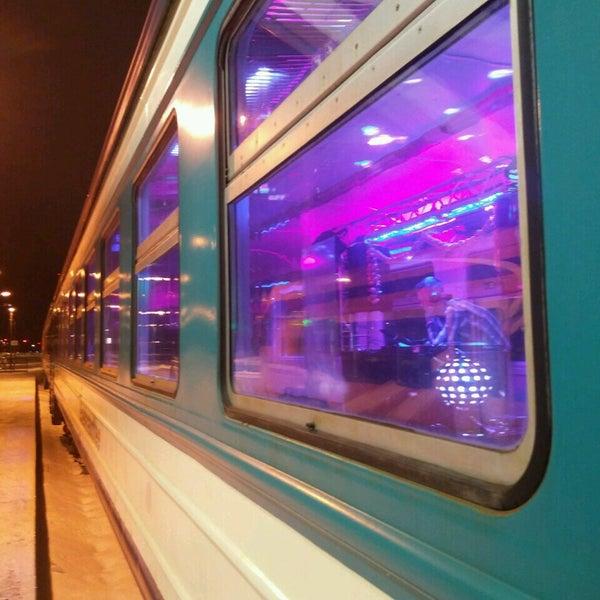 Photo taken at Tartu Raudteejaam by Rodion K. on 11/11/2016