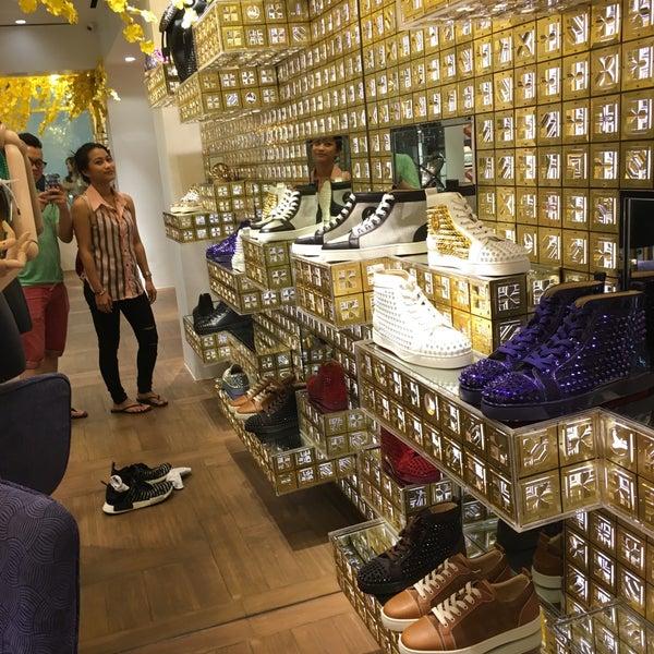 louboutin sneakers jakarta