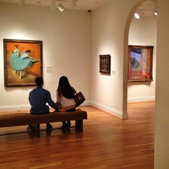 Photo taken at The Phillips Collection by Alan M. on 10/8/2012