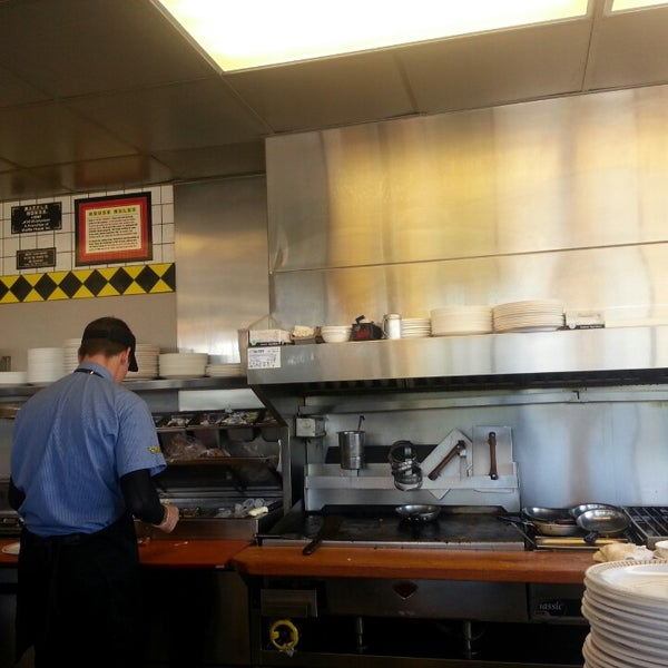 Photo taken at Waffle House by Christina A. on 5/24/2013