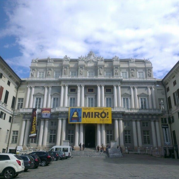 Foto scattata a Palazzo Ducale da Domenico il 3/26/2013