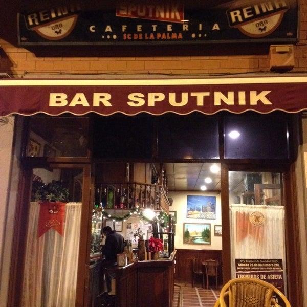 cafe sputnik