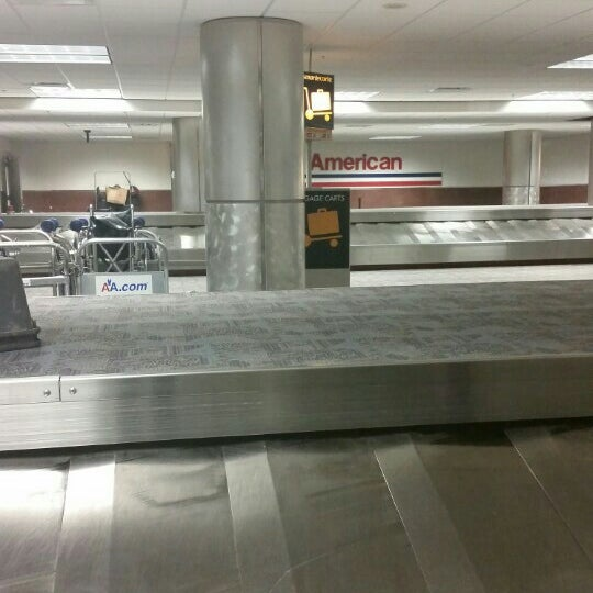 American Airlines Baggage Claim 6 Tips From 604 Visitors