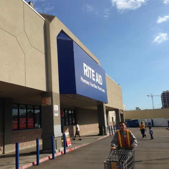 Photo taken at Rite Aid by Néstor M. on 10/12/2012