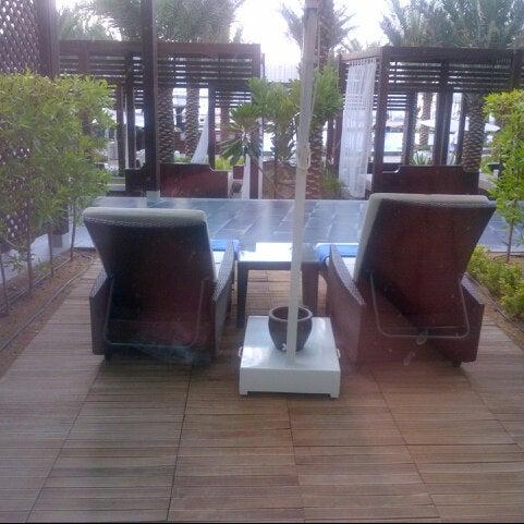12/3/2012 tarihinde Burcu A.ziyaretçi tarafından Rixos The Palm Dubai'de çekilen fotoğraf