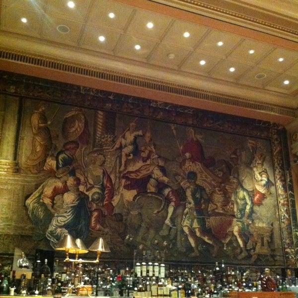Photo taken at Hotel Grande Bretagne by Spiros A. on 12/26/2012