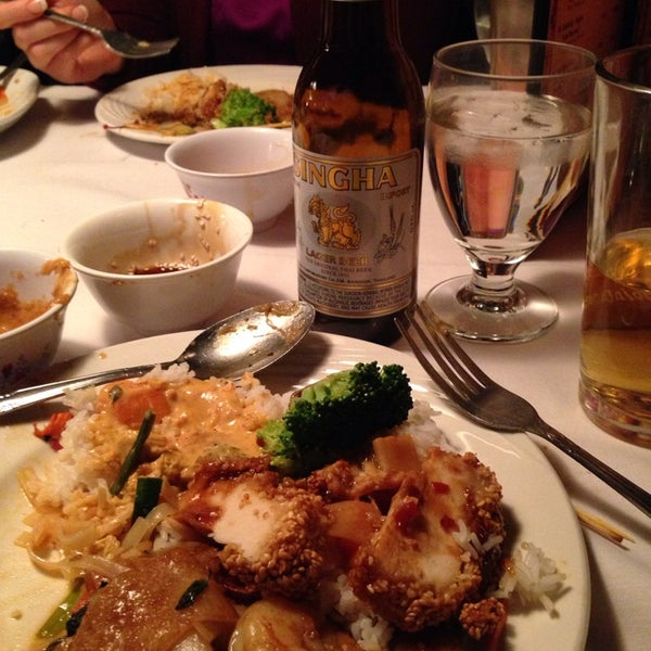 Bangkok Garden Restaurant Fort Howard Green Bay Wi