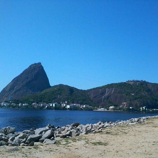 Photo taken at Aterro do Flamengo by Leonardo B. on 10/9/2012