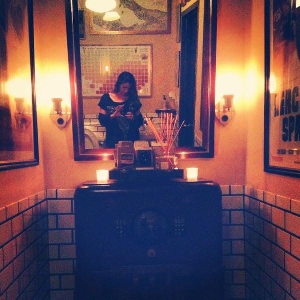 Photo taken at Vanguard Wine Bar by Tara N. on 2/27/2013