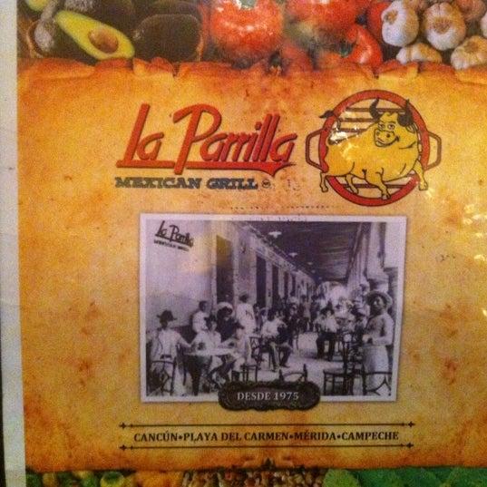 Foto tomada en La Parrilla Cancun por Aldo M. el 12/25/2012