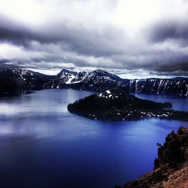 Photo taken at Crater Lake National Park by Sarah W. on 6/20/2013