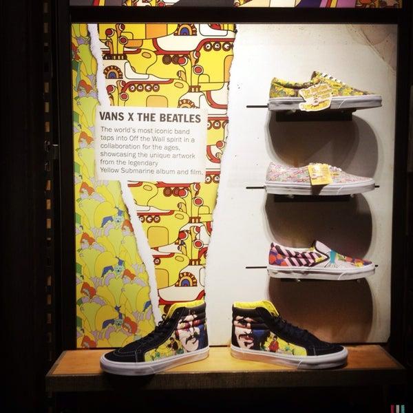 Vans Shoe Store Sacramento