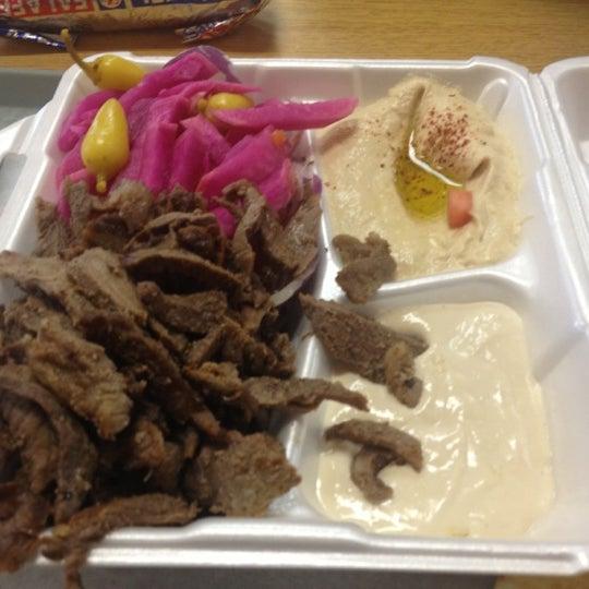 Photo taken at Zankou Chicken by Daniel R. on 12/29/2012