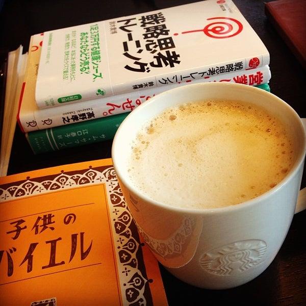 Photo taken at Starbucks by Kazuha on 6/2/2013