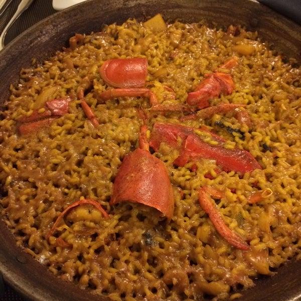 Das Foto wurde bei Restaurante Rústico von Pepe am 7/29/2014 aufgenommen