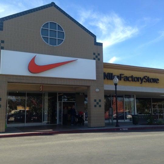 Nike Factory Store - Gilroy miles away Arroyo Cir., Suite 21, Gilroy CA +1 ()