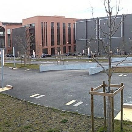 Das Foto wurde bei Cité du Cinéma von Sebastien am 4/15/2013 aufgenommen