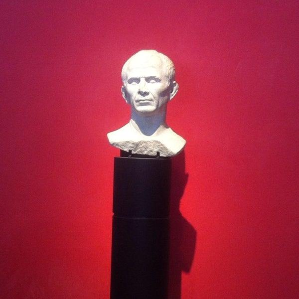 Photo taken at Musée de l'Arles antique by Marion on 9/15/2014