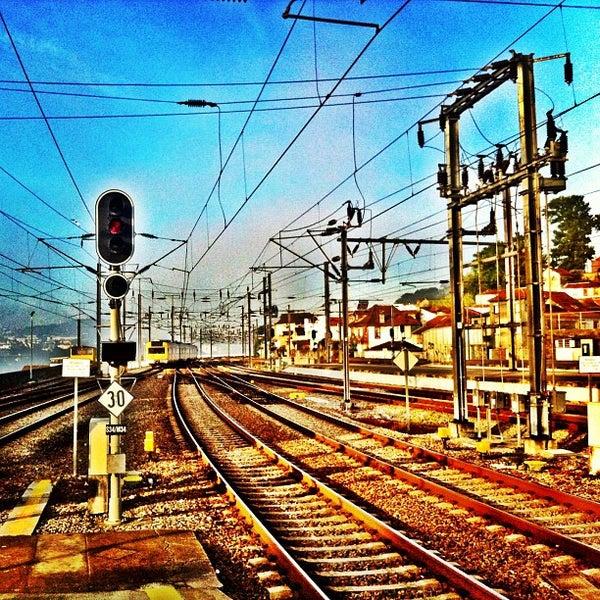 Photo taken at Estação Ferroviária de Porto-Campanhã by José Manuel F. on 5/22/2013