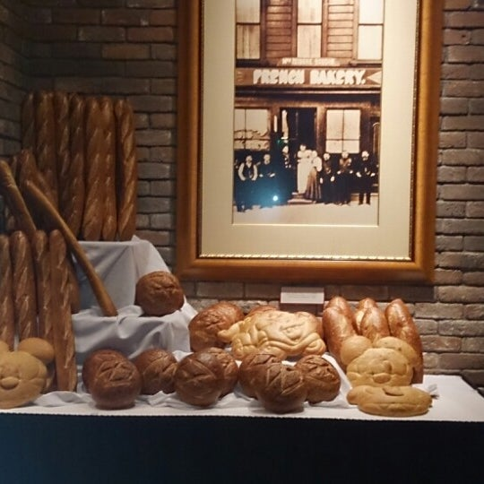 Photo taken at The Bakery Tour, hosted by Boudin® Bakery by Mellie O. on 2/1/2014