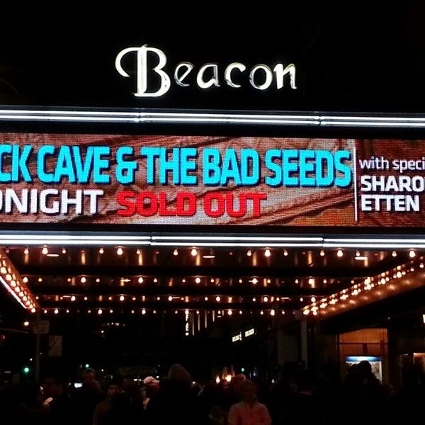 รูปภาพถ่ายที่ Beacon Theatre โดย Gregory S. เมื่อ 3/29/2013
