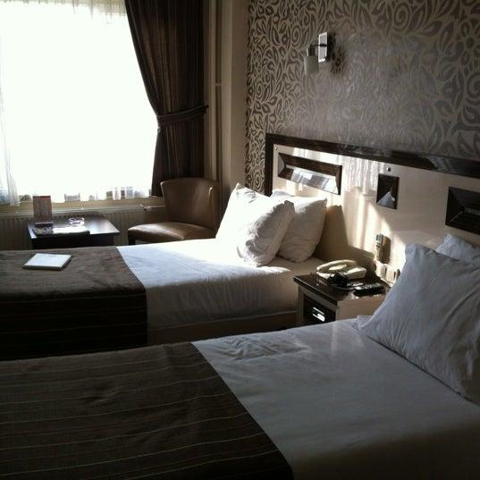 10/26/2012 tarihinde Alevziyaretçi tarafından Soyic Hotel'de çekilen fotoğraf