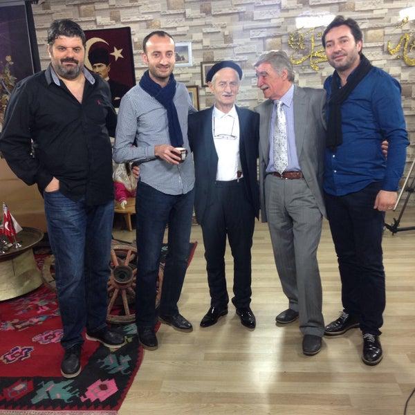 1/14/2017 tarihinde Mehmet B.ziyaretçi tarafından Rumeli Tv'de çekilen fotoğraf