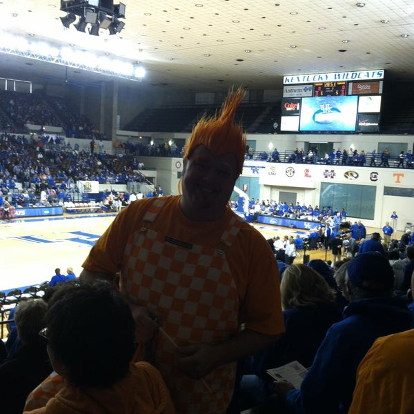 Photo taken at Memorial Coliseum by Chad on 5/13/2013