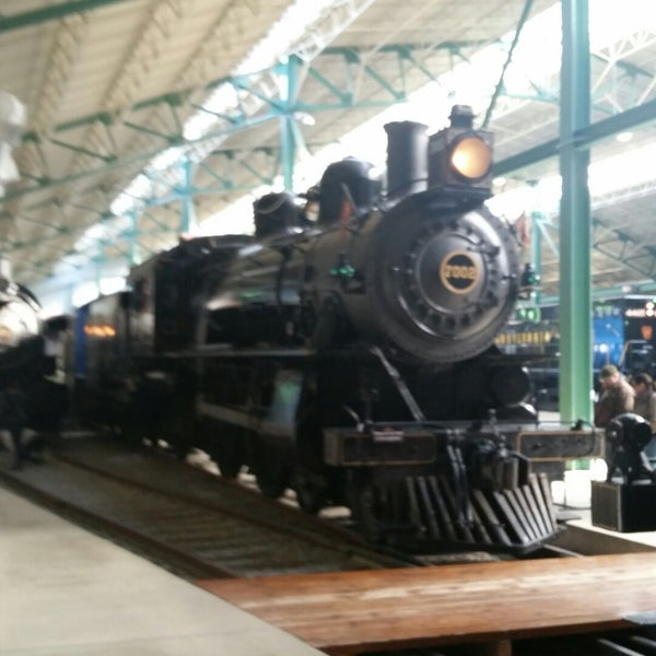 Photo taken at Railroad Museum of Pennsylvania by Vince D. on 11/23/2014