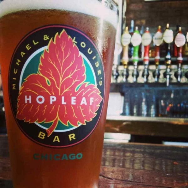 Photo taken at Hopleaf Bar by Todd T. on 7/14/2013
